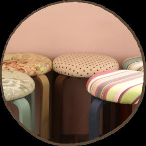 ペイント家具